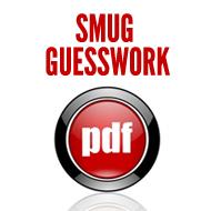 Smug Guesswork